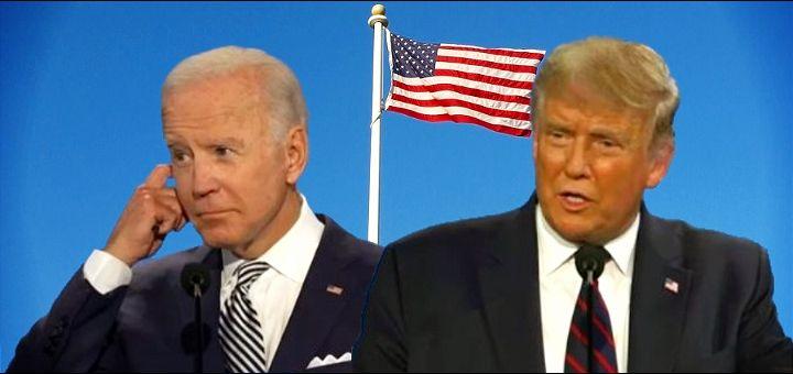 Trampova poslednja šansa da zaustavi Bajdena