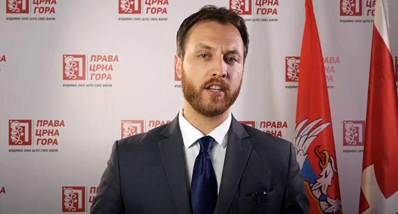 Marko Milačić napustio poslanički klub Demokratskog fronta