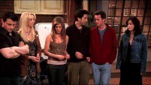 Uskoro specijalna epizoda serije Prijatelji sa Džastinom Biberom i Lejdi Gagom