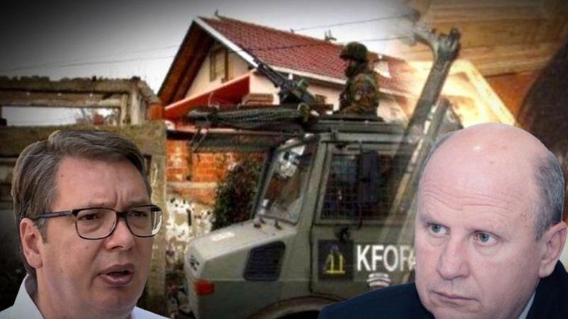 Đorđević: Vučić nam preti etničkim čišćenjima i pokušava da ubedi, podmiti i zastraši Srbe da se odreknu Kosova
