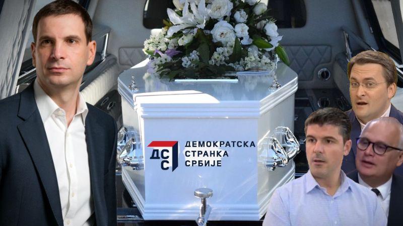 Miloš Jovanović – sahranio Demokratsku stranku Srbije, pa napravio udruženje da bi služio Vučiću