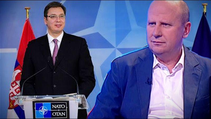 Đorđević: Vučić dobio novi zadatak – da utera Srbiju u NATO! Moraće da bude DVOSTRUKO VEĆI IZDAJNIK da bi se dokazao demokratama u SAD, koji su ga i doveli na vlast