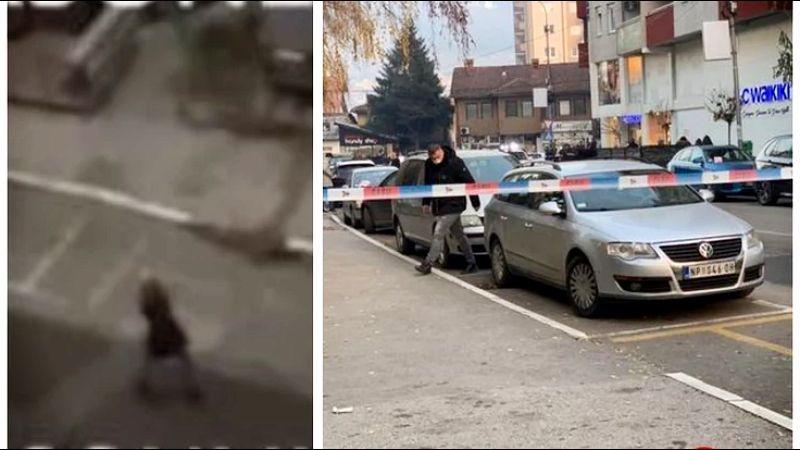 Još jedna pucnjava u centru Novog Pazara: Osoba teško ranjena, napadač uhapšen (VIDEO)