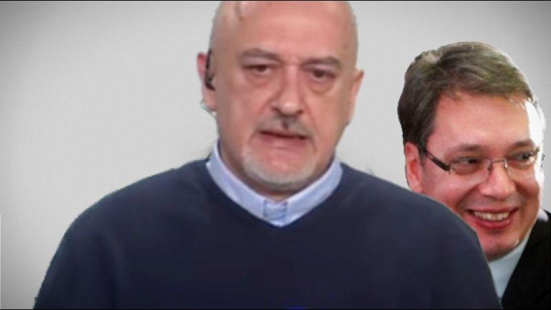 Panić pisao Vučiću: Ako nisi kukavica izađi na duel
