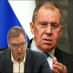 Lavrov u Beogradu – POSLEDNJA OPOMENA VUČIĆU
