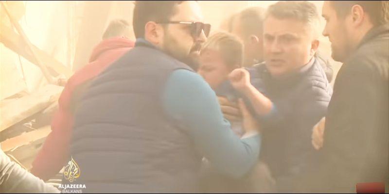Razoran zemljotres pogodio Petrinju i Sisak, sedam mrtvih, na desetine povređenih, ogromna materijalna šteta (VIDEO)