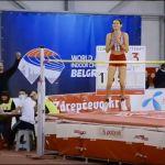 Angelina Topić prva na svetu u skoku u vis