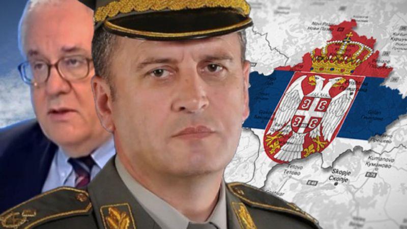 General Kovač: Predsednik SANU ugrožava suverenitet, teritorijalni integritet i ustavni poredak države