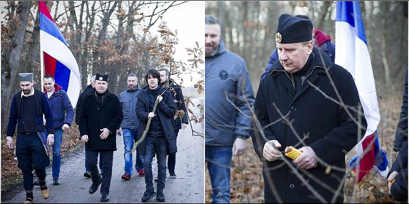 Mlađan Đorđević čestitao Badnji dan pravoslavnim vernicima