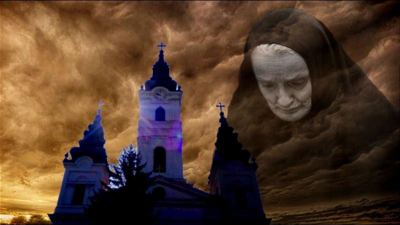 """Igumanija Ekatarina: Kad zagrmi u nedelju pred Božić, to Gospod Srbe na bunu poziva ! """"OČEVI DA BUDU ONO ŠTO TREBA DA BUDU, I DECU SVOJU OD ZLOTVORA OSLOBODE"""""""