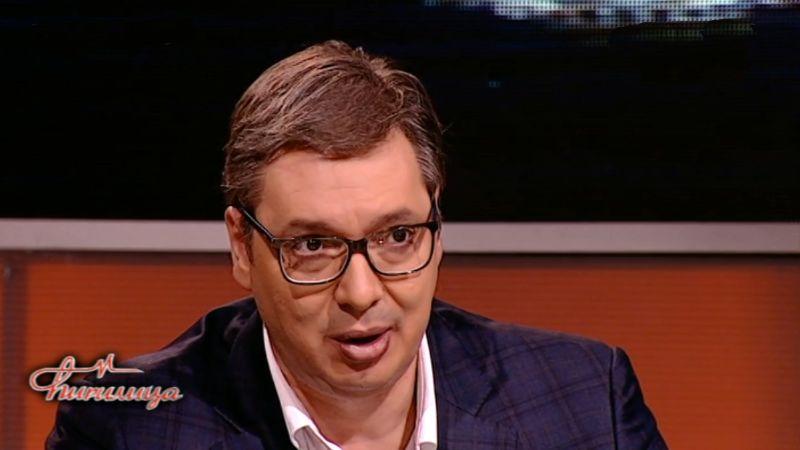 O čemu je sve pričao Vučić kod Marića: Vitamini za penzionere, 6 auto-puteva, vakcine, duhovna obnova Srbije, ko je izdajnik a ko patriota...