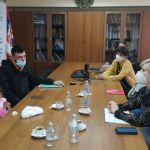 Zamenica Zaštitnika građana Jelena Stojanović razgovarala sa porodicom Stanković