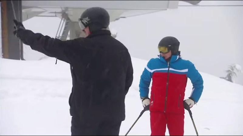 Putin i Lukašenko završili sastanak, pa otišli na skijanje (VIDEO)