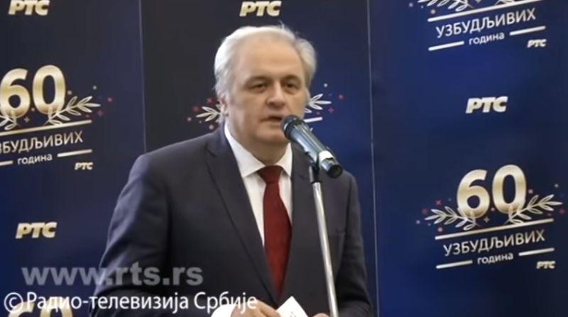 Dragan Bujošević ponovo izabran za generalnog direktora RTS-a