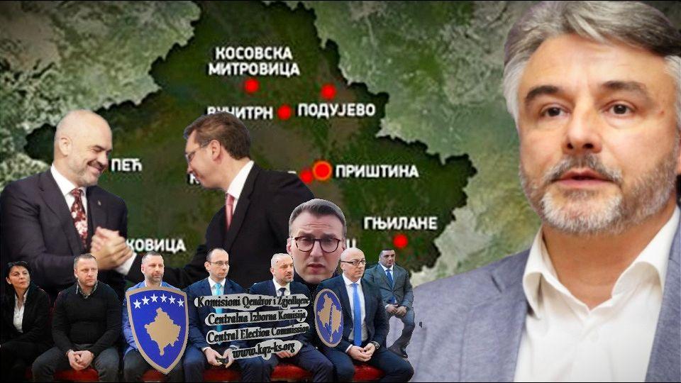 """Glišić: Izlazak Srba na kosovske izbore je kršenje Ustava! """"Oslobođenje"""" i """"Otadžbina"""" su u pravu kad pozivaju na bojkot"""