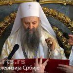 Patrijarh Porfirije pozvao vernike da se ne bave teorijama zavere