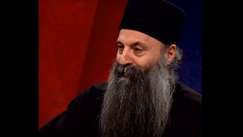 Patrijarh sutra u Jasenovcu