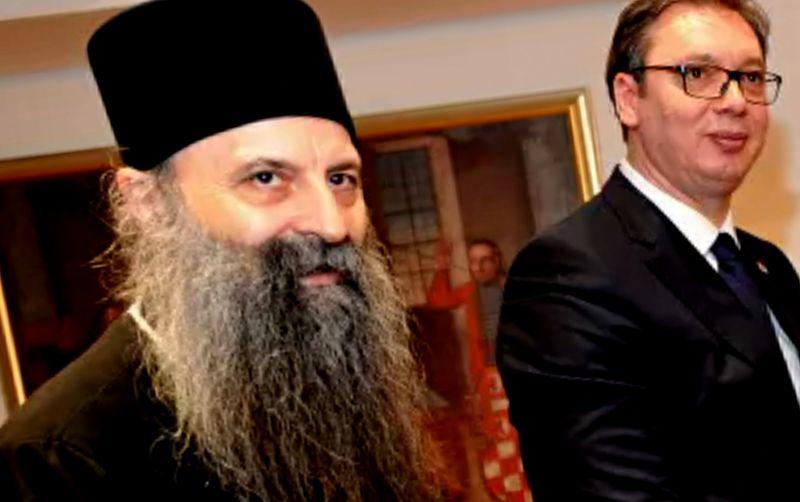 Porfirije - kandidat Hrvatske za srpskog patrijarha! Za njega su Stepinac i Sveti Sava jedno te isto!
