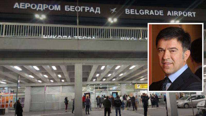 KRIK: Stanko Subotić od koncesije aerodroma zaradio 47 miliona evra