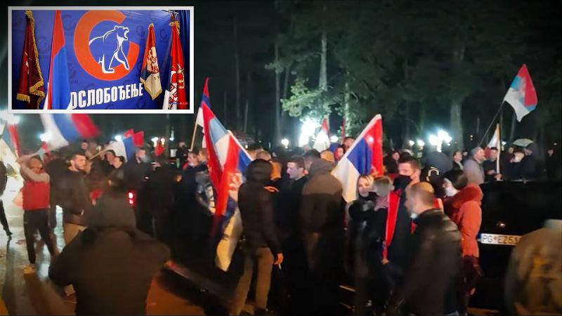 Nova parlamentarna većina vodi u Nikšiću; Oslobođenje: Puna podrška Krivokapiću da demontira Milo – Vučić mafijašku hobotnicu.