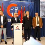 Đorđević: Priveden izdajnik Vučić, za sad samo na plakatima ((VIDEO)