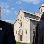 Đorđević najoštrije osudio pretnje igumanu Savi Janjiću i bratstvu manastira Visoki Dečani