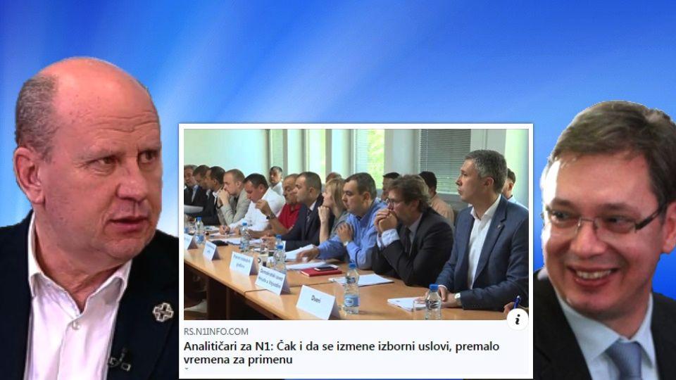Đorđević upitao opoziciju: Dokle ćete biti Vučićeve ovce, Srbija nema vremena da čeka?