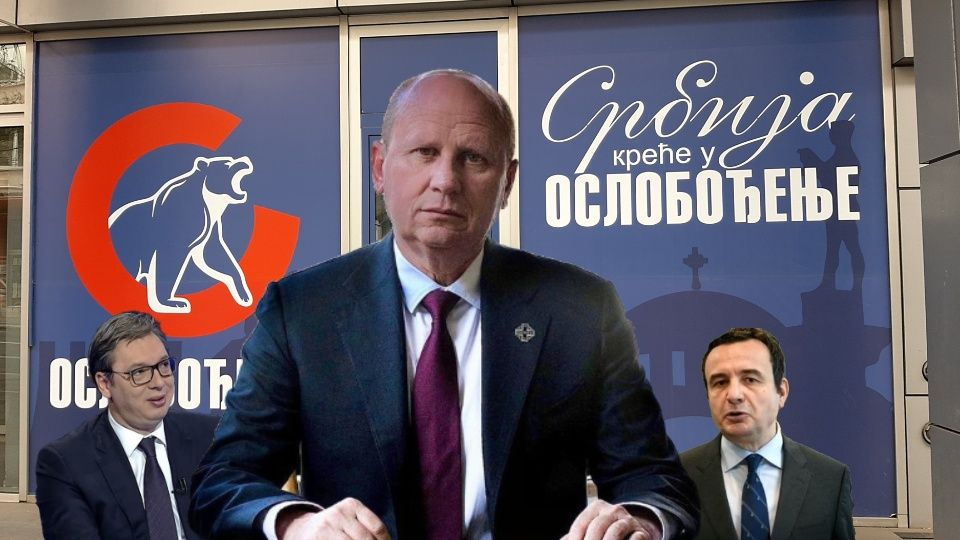 Đorđević: Vučić i Kurti rade na formiranju Velike Albanije