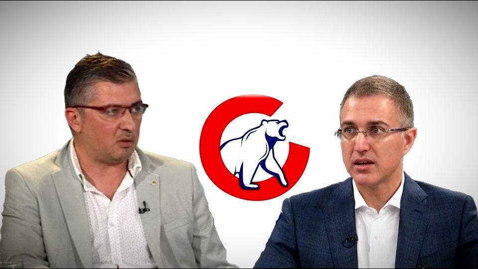 Dumanović najavio tužbu protiv Stefanovića zbog izgovorenih laži