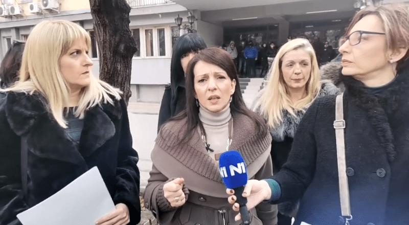 Tepić podnela krivičnu prijavu zbog ugrožavanja bezbednosti u Jagodini (VIDEO)