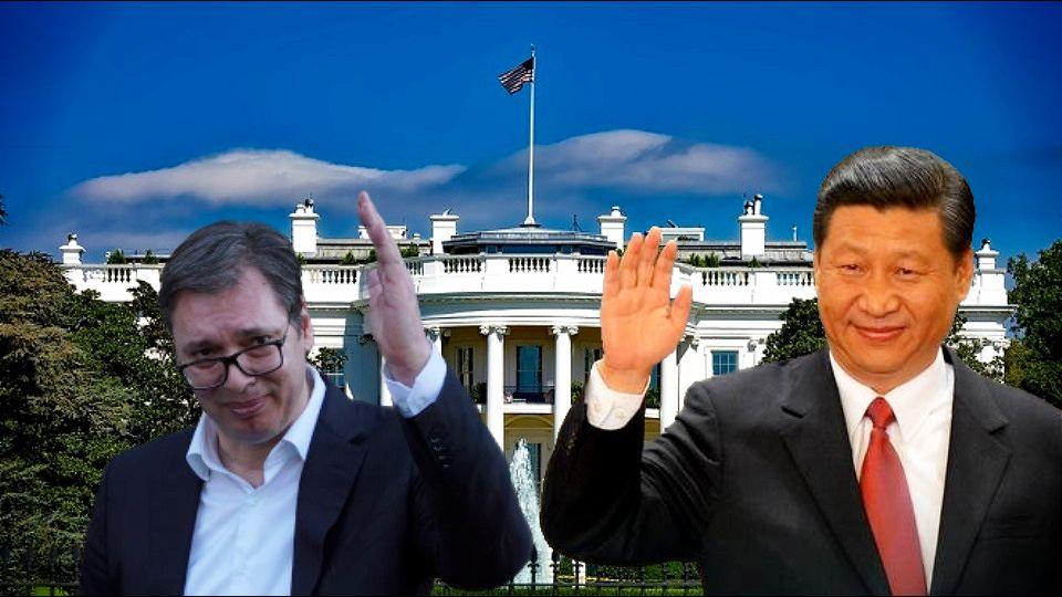 Hoće li Vučić da izbriše broj Si Đinpinga iz svog imenika, odlučivaće se u Vašingtonu