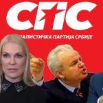 "SPS: Setimo se reči predsednika Miloševića da se mora eliminisati ""peta kolona"" na čelu sa Banetom Ivkovićem"