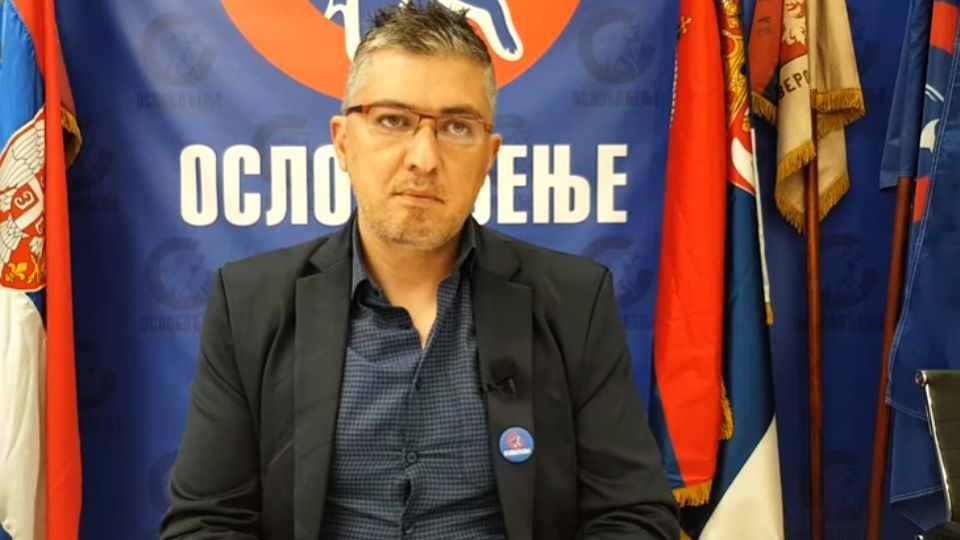 Dumanović: Niko ne napada Vučićevu decu, pitamo se čime se bavi Danilo Vučić, čovek koji ima 23 godine.