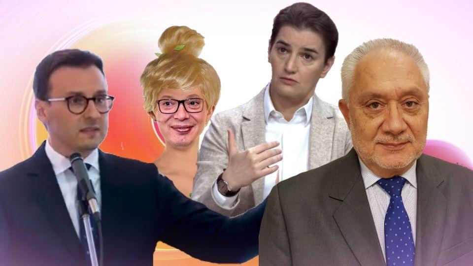 Petković optužio ambasadora Zurovca za PEDOFILIJU?!
