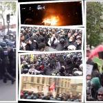 Dok se u Srbiji jelo i pilo, širom sveta su Prvi maj obeležili PROTESTI I SUKOBI, letele su cigle, pucali su izlozi, a policija masu obuzdavala i SUZAVCIMA
