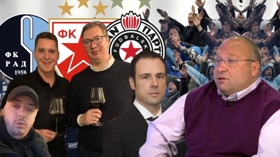 Vuletić: Generalni sekretar Vlade Srbije Novak Nedić je najveći inspirator svih nepočinstava koja se dešavaju sa navijačima