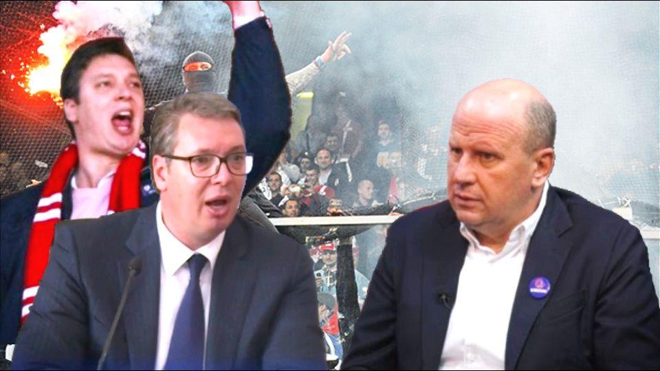 Vučić odgovorio Đorđeviću i priznao da je KUKAVICA: Nisam imao snage i KURAŽI, do šipke nisam došao