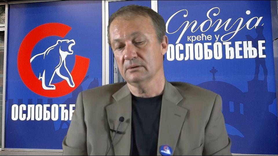 """Pukovnik Todorov (Oslobođenje): Zahtevamo punu istinu uzroka eksplozije u Čačku i koliko je SNS botova zaposleno u fabrici """"Sloboda"""""""