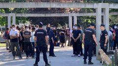 U centru Beograda pronađeno 126 ilegalnih migranata, odvedeni u prihvatne centre