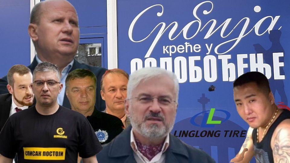 VELIKI PROTEST U SUBOTU ISPRED LING LONGA Kuzović: Kome je stalo do Banata i Srbije da dođe u Zrenjanin!