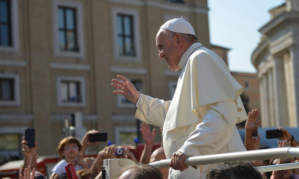 Papa primio šefa američke diplomatije