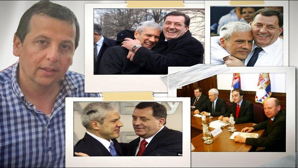 Vukanović: Dodik istinski mrzi Vučića i prvom prilikom bi mu zabio nož u leđa
