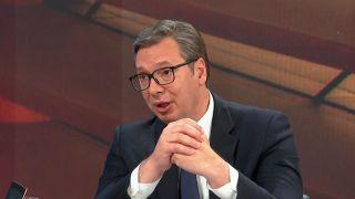 Vučić: Ne mogu da kažem da se neću kandidovati na predsedničkim izborima