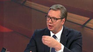 Vučić: Nisam dobio poziv za ustoličenje mitropolita Joanikija