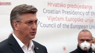 Plenković protiv banalizacije Dejtonskog sporazuma