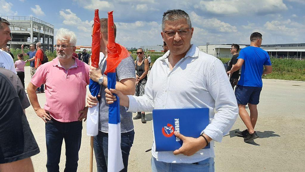 Dumanović: Policija radi samo ono što im se naredi iz vrha SNS