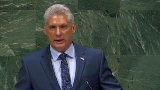 "Predsednik Kube odgovorio Bajdenu: ""Amerika je propala država"""