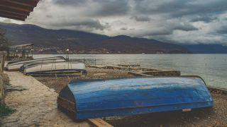 Na plaži u Ohridu grom povredio 13 osoba