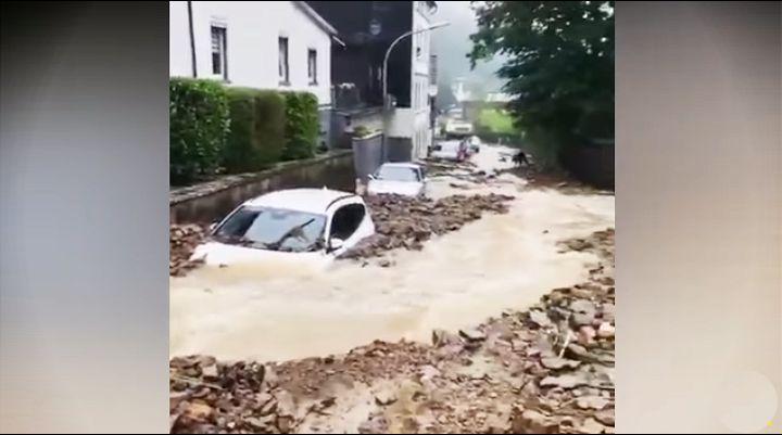 Novi bilans: U poplavama u Nemačkoj i Belgiji nastradalo najmanje 90 osoba (VIDEO)