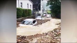 Više od 160 žrtava poplava u Nemačkoj, traži se ostavka ministra Zehofera
